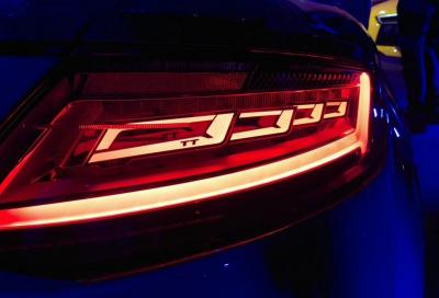 Audi: in futuro solo fari OLED