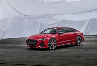 Audi RS7 Sportback: ancora più affilata e tagliente