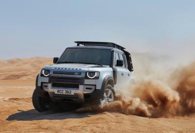 Defender, l'icona Land Rover è tornata!