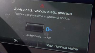 Auto elettrica: batteria a zero? Come mi comporto?