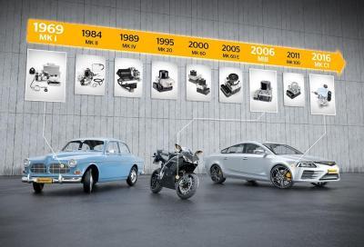 L'ABS Continental compie 50 anni