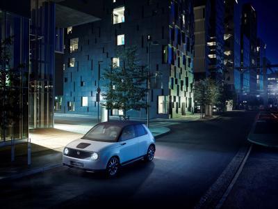 Honda e, svelato il prezzo per l'Europa