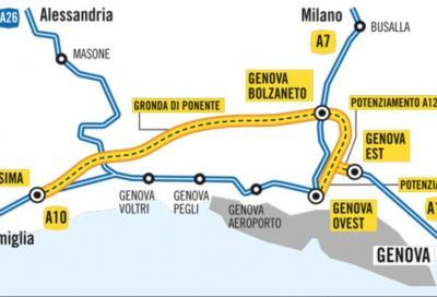 Gronda di Genova: per la De Micheli il progetto va sbloccato