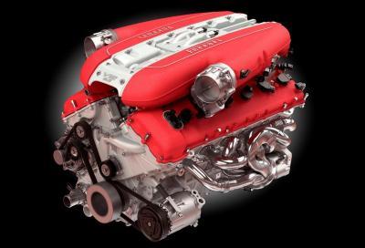 Ferrari: il V12 avrà ancora lunga vita