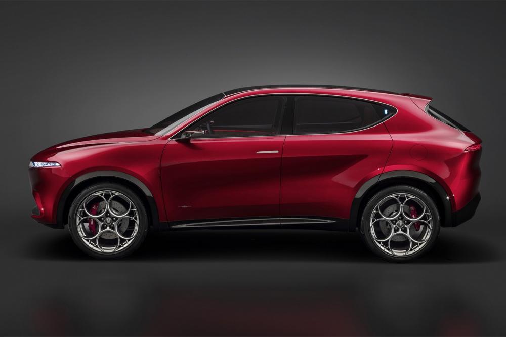 Alfa Romeo Tonale: motorizzazioni, allestimenti, scheda ...