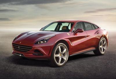Ferrari Purosangue: nuove e piccanti indiscrezioni