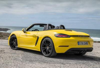 Porsche 718: presto una versione elettrica?
