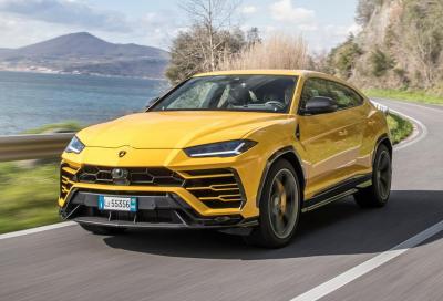 Lamborghini Urus: l'ibrido è dietro l'angolo