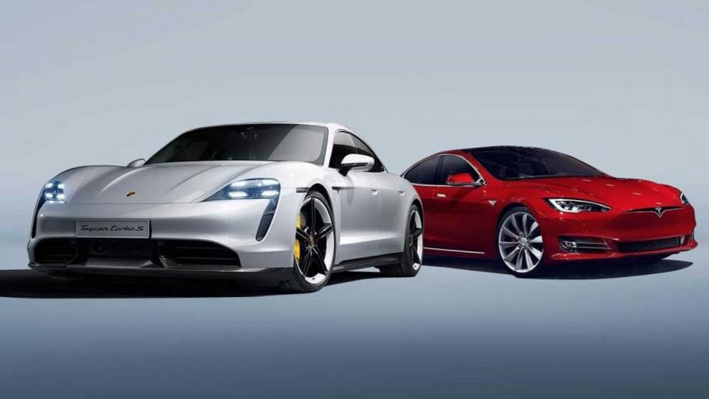 Tesla Model S: già battuto il record di Taycan al Nürburgring?