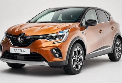 Renault Captur E-Tech Plug-In: l'ibrido alla spina della Losanga