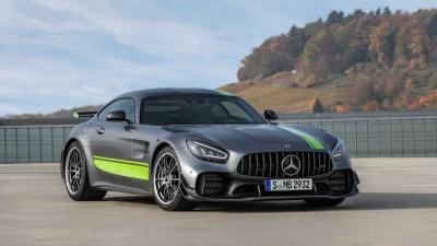 Mercedes-AMG GT Black Series: in arrivo con un nuovo motore?
