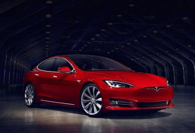 Tesla Model S P100D+ Plaid: come è stata ricaricata al Nurburgring?