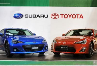 Toyota GT86 e Subaru BRZ: iniezione di potenza in arrivo