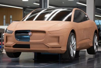 Jaguar apre le porte del suo innovativo centro di design