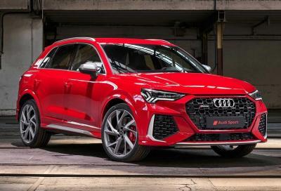 Audi RS Q3 e Q3 Sportback: iniezione di steroidi