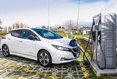 Colonnine auto elettriche: in futuro possibile una piattaforma comune