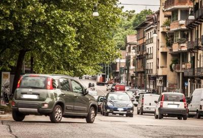 Parco auto circolante: l'età media sale sempre più