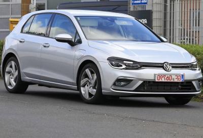 Volkswagen Golf 8: il 24 ottobre è sempre più vicino