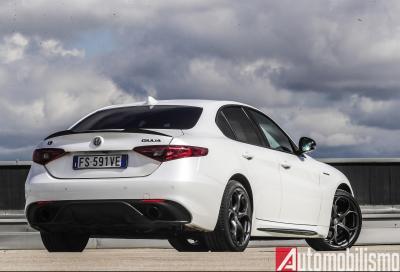 Alfa Romeo Giulia Veloce: Pura Emozione