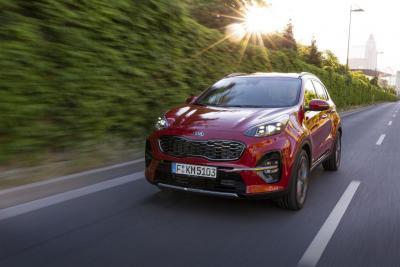 Kia Sportage diventa GPL: fino a 1.200 km di autonomia