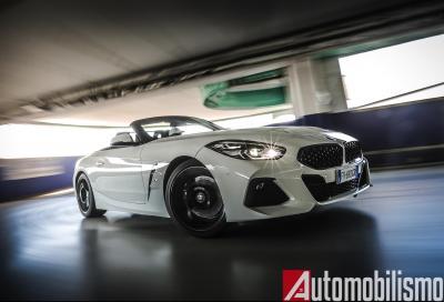 BMW Z4 sDrive 30i: Punto di svolta