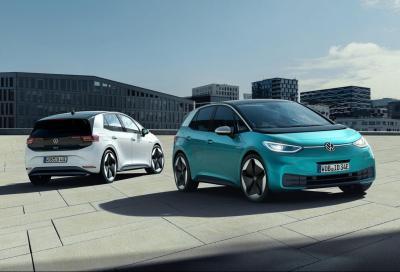 Volkswagen: elettrico avanti tutta