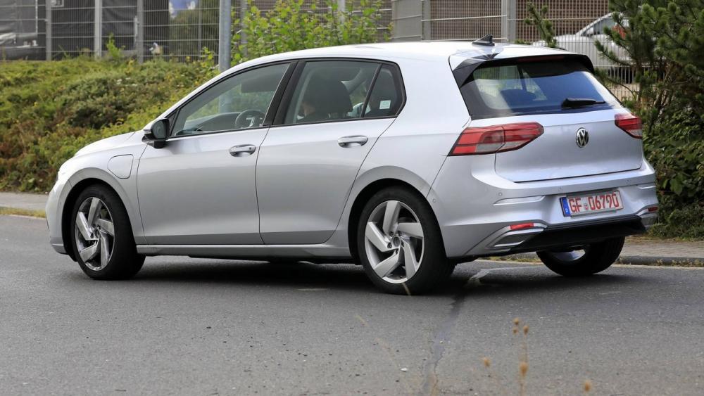 Volkswagen Golf: l'ottava generazione
