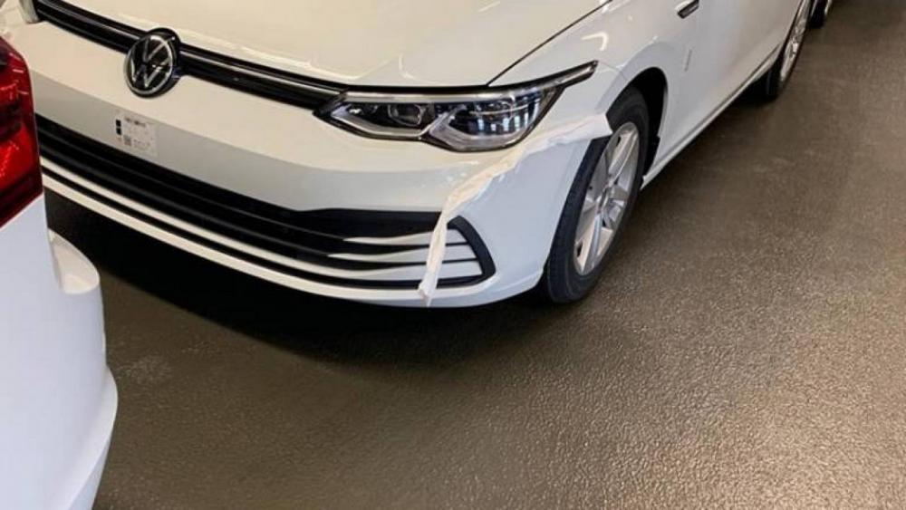 È all'ottava generazione la Volkswagen Golf