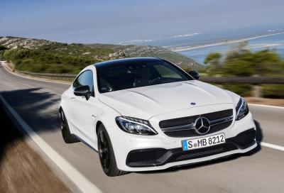 Mercedes C63 AMG: in futuro con un 4 cilindri ibrido?!?