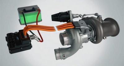 Garrett E-Turbo: benvenuto turbo ibrido