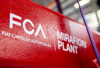 FCA: le batterie verranno prodotte a Mirafiori