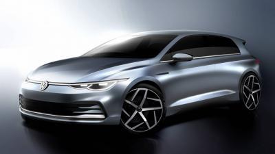 Volkswagen Golf 8: ridotte le tempistiche di produzione