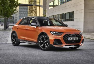 Audi A1 Citycarver: per quei 5 centimetri in più