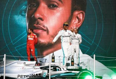 F1, in Messico Hamilton rovina la festa alle Ferrari