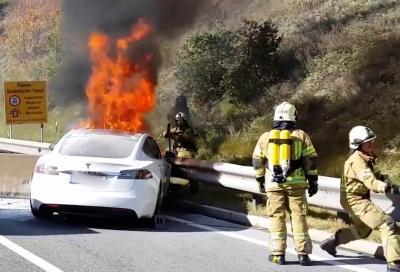 Auto elettriche: problema incendi risolto?