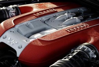 Ferrari: in arrivo un nuovo V12 a precamera