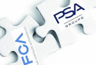 FCA e PSA: raggiunto accordo sulla fusione