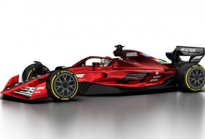Formula Uno: la mutazione delle monoposto per il 2021