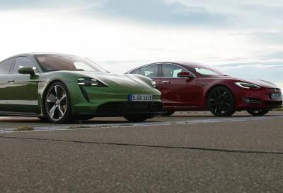 Tesla vs Porsche: Elon Musk contro Top Gear