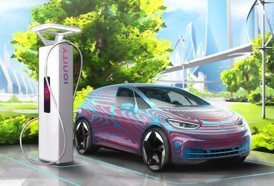 Auto elettriche: in arrivo la ricarica in 10 minuti?