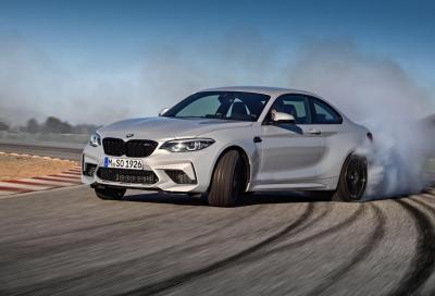 BMW Serie 2 Coupé: la trazione rimarrà dalla parte giusta