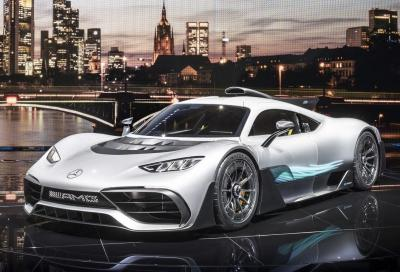 Mercedes-AMG Project One: dove sei finita?