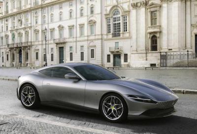 Ferrari Roma: svelata la nuova Gran Turismo di Maranello