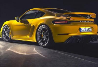 Porsche: anche Cayman e Boxster diventeranno elettriche
