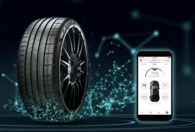 Pirelli Cyber Tyre: nuovi pneumatici che sfruttano il 5G