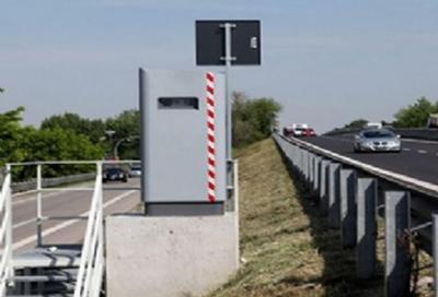 Autostrada A4 (Torino - Milano): occhio al primo autovelox fisso
