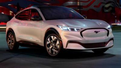 Ford Mustang Mach-E: il super crossover elettrico che sfida la Tesla Model Y