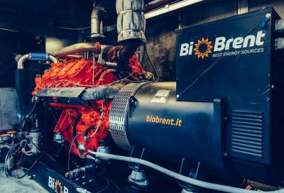 Scania e il motore con cogeneratore a gas