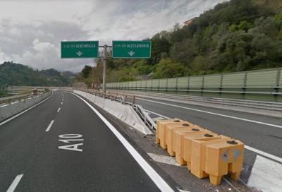 Autostrada A26 chiusa per viadotti a rischio crollo: Genova isolata