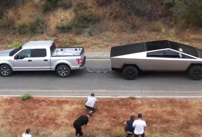 Tesla Cybertruck vs Ford F-150: realtà o marketing?